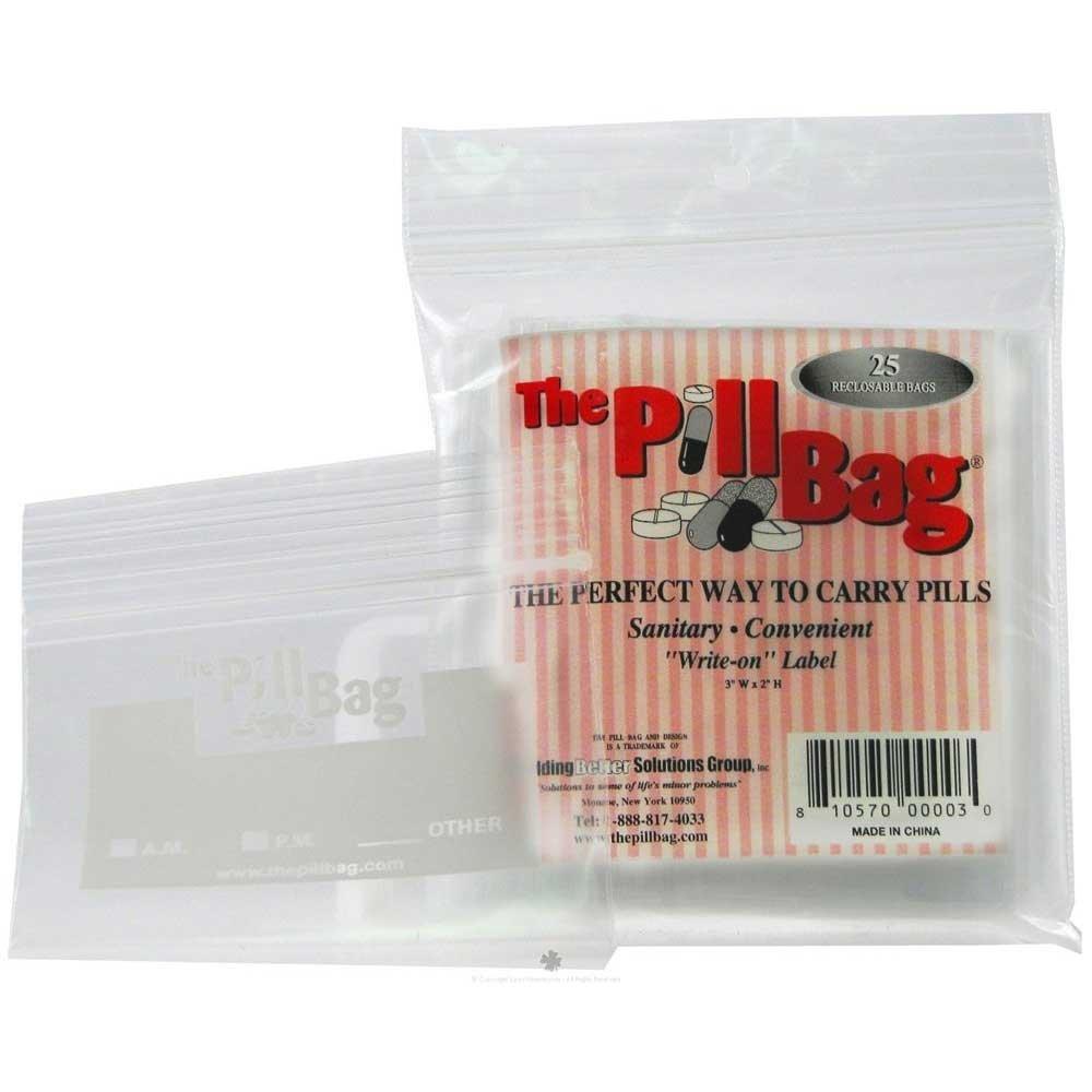 Pill Bags The Pill Bag 25 Pill Bags