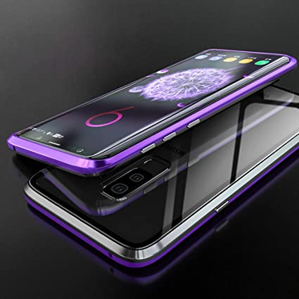 on sale 6c740 16a8d Amazon.com : Onner Samsung S8/9/Plus Phone Case, Ultra-Thin Tempered ...