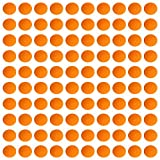 DORIC 100pcs Rounds Refill Compatible Replace Bullet Balls Pack for Nerf Rival Apollo Children Kids Toy Gun