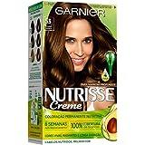 Coloração Nutrisse Creme 53, Castanho Caramelo, Garnier