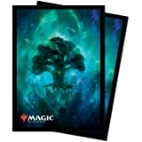 Ultra Pro 18288 Magic The Gathering-Standard Deck Protectors Sleeves 100 Pack-Celestial Forest
