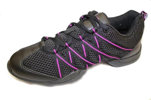 a52e4c245dc Bloch S0524 Criss Cross Sneaker Purple Child UK 12.5 EU 31.5 US 13.5