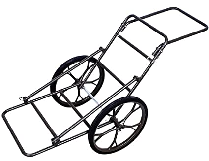 Amazon Com Folding Deer Cart Game Hauler Utility Hunting