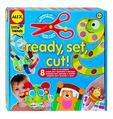 Alex Little Hands Ready Set Cut from Alex