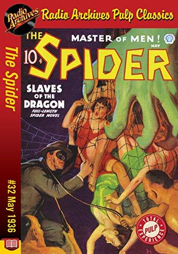 Spider #37 October 1936 (The Spider)