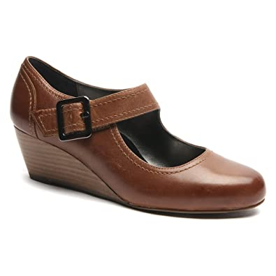 Ros Hommerson Havana Mary Jane Wedge (Women's) xZWamsMzg