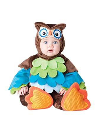 Amazon.com InCharacter Costumes Babyu0027s What A Hoot Owl Costume Clothing  sc 1 st  Amazon.com : owl costume baby  - Germanpascual.Com