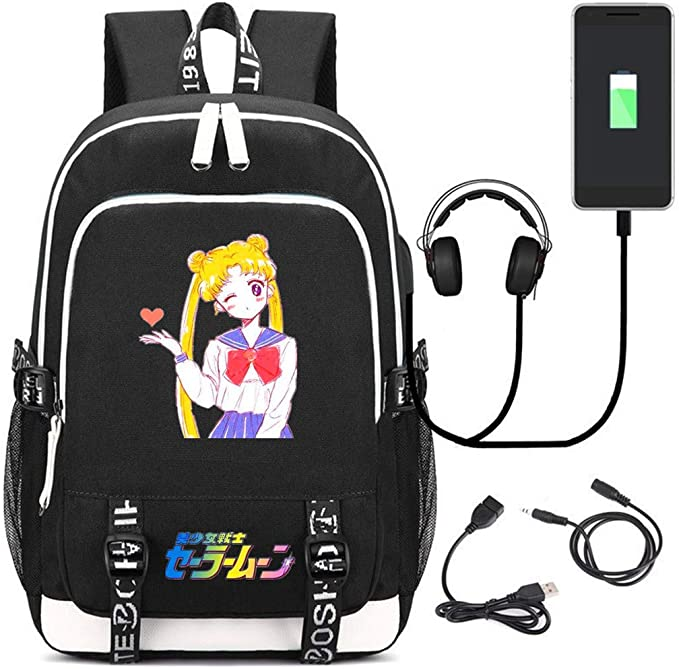 Details about  /Yuru Camp 各務原 なでしこ Anime School Shoulder Satchel Messenger Laptop bag