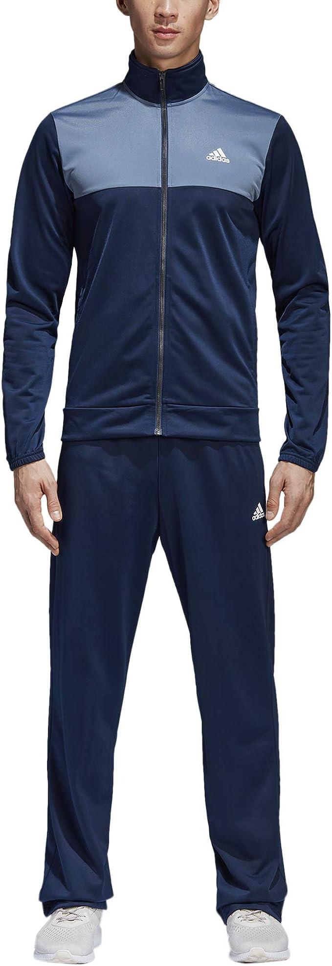 adidas Back2basics TS Chándal, Hombre: Amazon.es: Ropa y ...