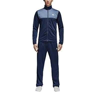 adidas Back2basics TS Chándal, Hombre: Amazon.es: Ropa y accesorios