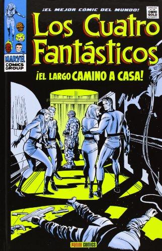 Descargar Libro Los 4 Fantasticos. El Largo Camino A Casa Stan Lee