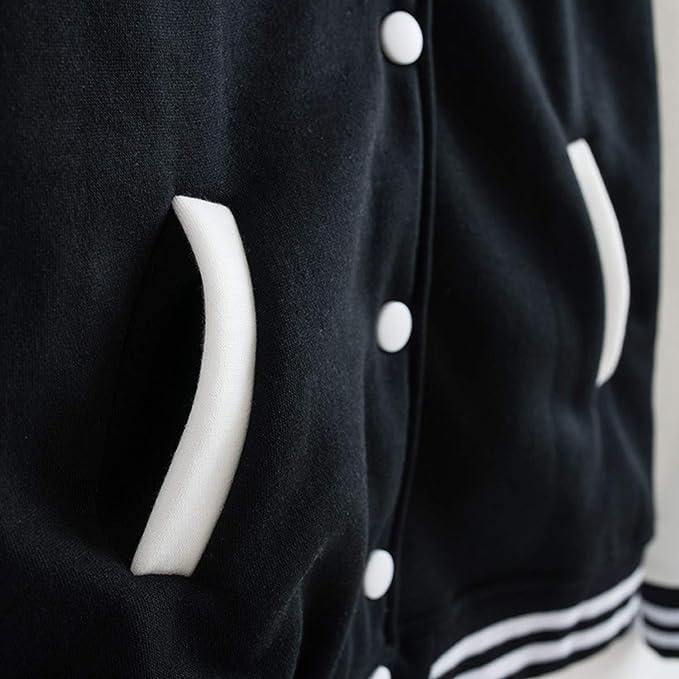 BTS Love Yourself Answer Baseball Uniform Jacket Unisex Hoodie Fashion Coat Sweater Sweatshirt