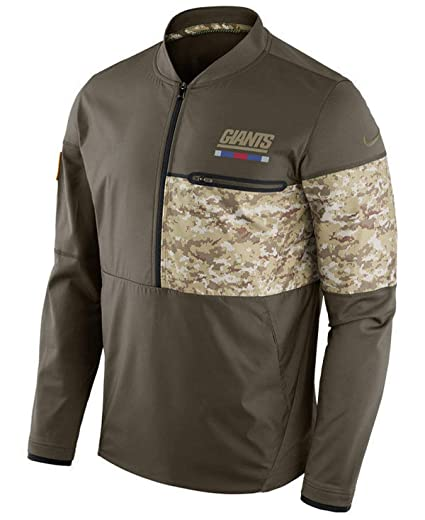 new concept af1be 2fcca Amazon.com : New York Giants NFL Salute to Service Sideline ...