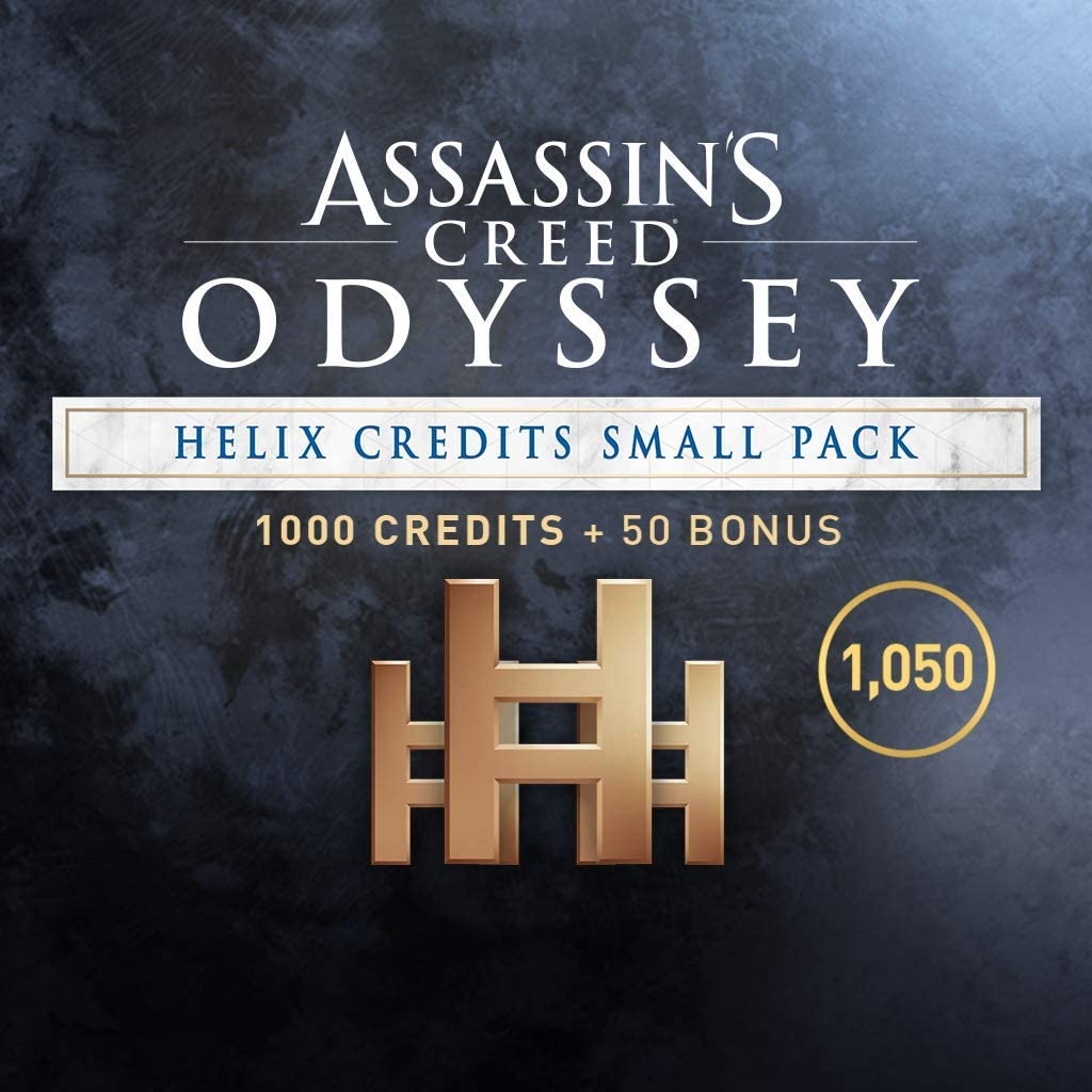 Amazon com: Assassin's Creed Odyssey Helix Credits Small