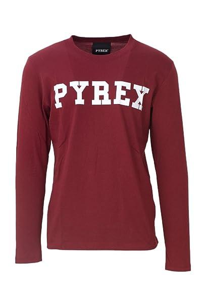 huge discount e11b0 99b07 Pyrex Uomo Donna Unisex T-Shirt Manica Lunga Jersey 34202 Color