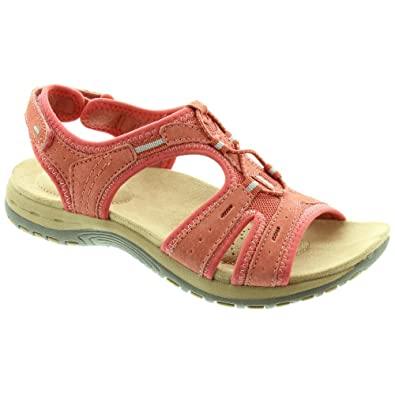 6192c7e944d4 Earth Spirit - Columbia Sandals In Coral