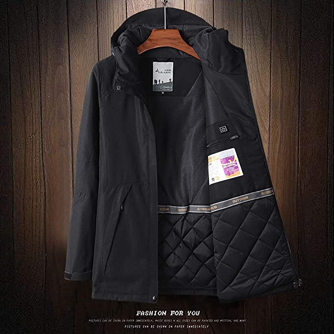 Goldatila Giacca da donna, giacca da riscaldamento