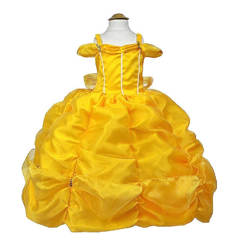 Amazon MylittlelizShop Disney Beauty and Beast Princess Dress