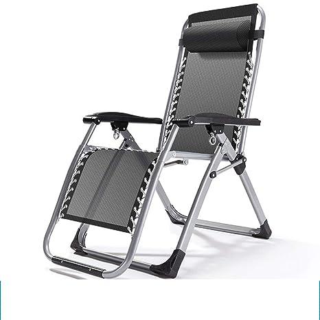 SSRS Tumbonas, sillas Plegables para el Almuerzo, sillas de ...