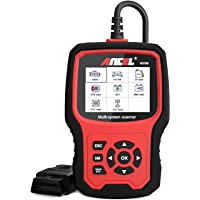 ANCEL VD700 All System OBD2 Scanner with 8 Special Functions for VAG Vehicles Diagnosis Code Reader Oil TPMS EPB TPS Reset Injector Adaption Steering Angle Learning DPF Scan Tool