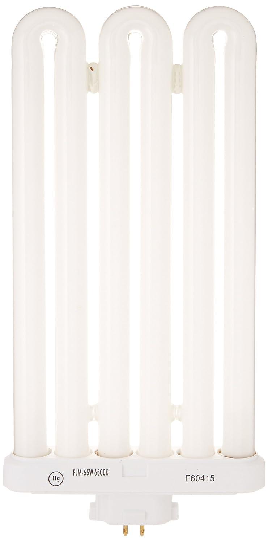 White Lithonia Lighting CF65TB65 M6 Compact Fluorescent Lamp