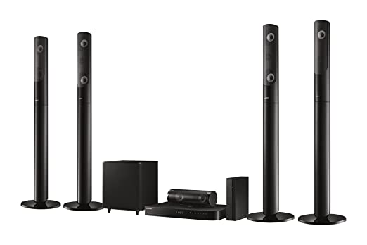 9 opinioni per Samsung HT-J5550W Sistema Home Audio