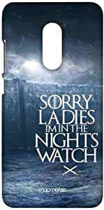 Macmerise Nights Watch Sublime Case For Xiaomi Redmi Note 4