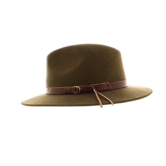 votrechapeau - Chapeau Fedora - Feutre pliable - Marius  Amazon.fr   Vêtements et accessoires 86a3cfa16cf