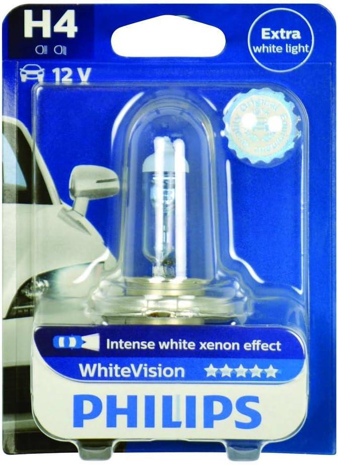 Alfa Romeo 156 H7 H6W 55w Super White Xenon HID Low//Side Headlight Bulbs Set