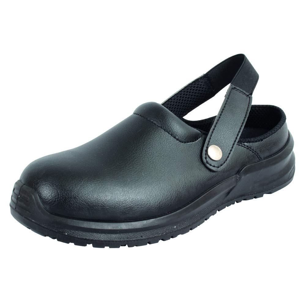 Blackrock SRC02B Hygiene Clog (Black) S2 SRC