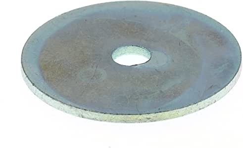 Prime-Line 9081279 Fender Washers, 3/16 in. X 1-1/4 in. OD, Zinc Plated Steel, 100-Pack