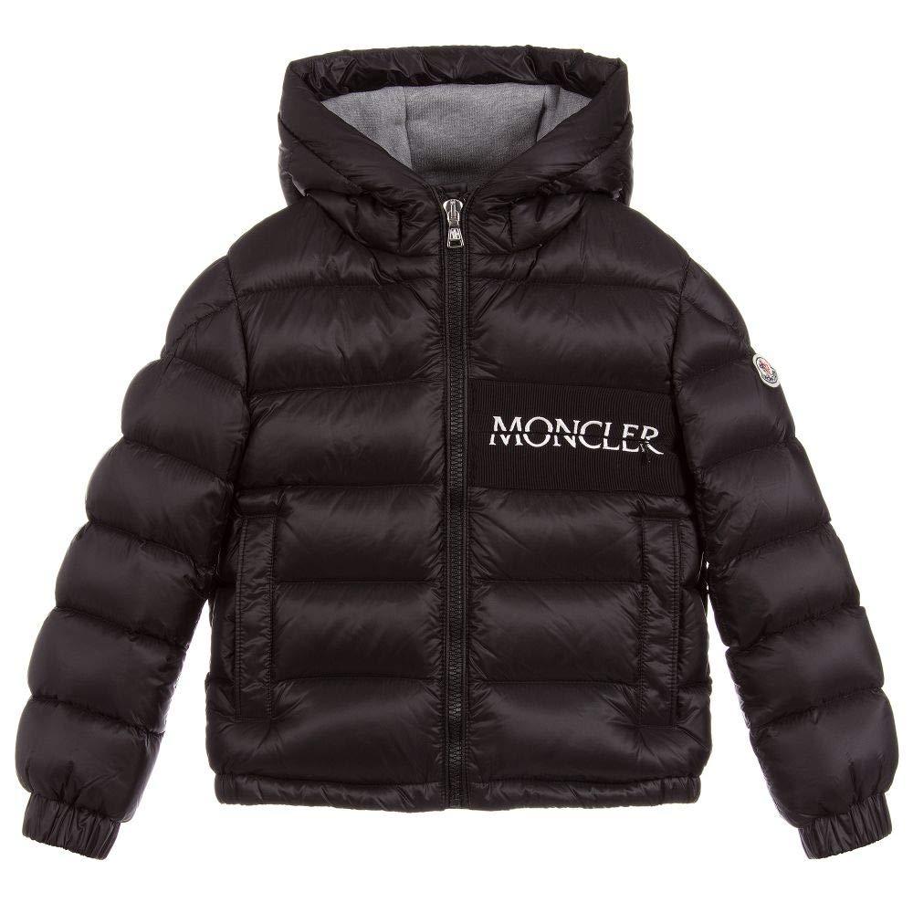 MONCLER - Chaqueta - para niño Negro 6 Años: Amazon.es: Ropa ...