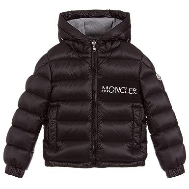 MONCLER - Chaqueta - para niño Negro 6 Años: Amazon.es: Ropa y accesorios