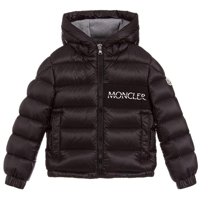 MONCLER - Chaqueta - para niño Negro 6 Años
