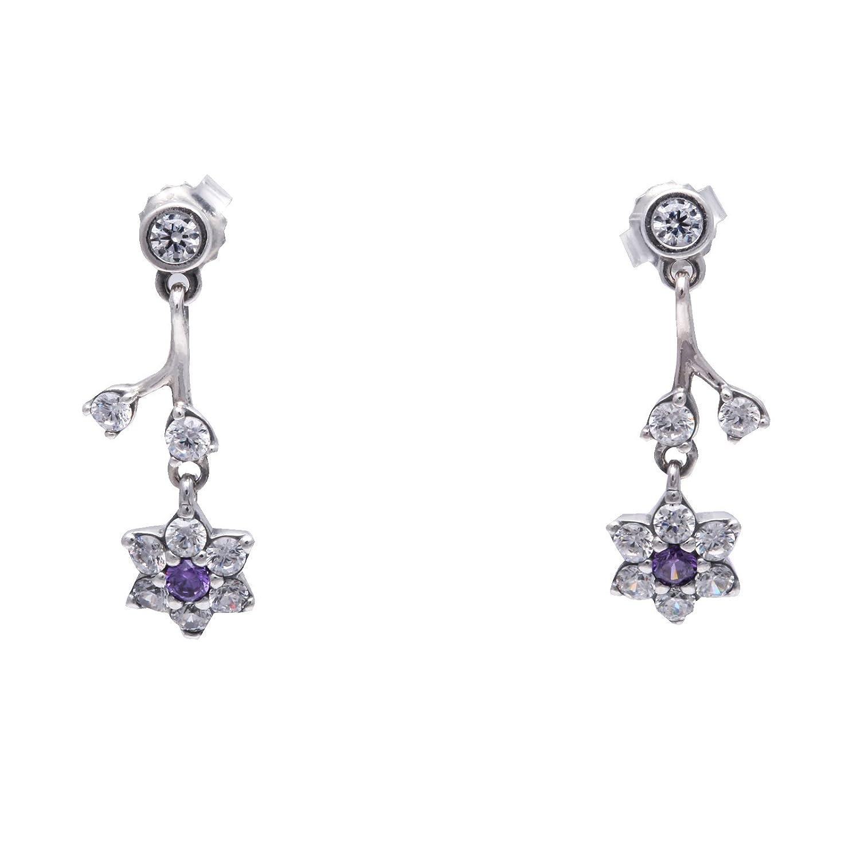 ec0794763 Amazon.com: Earrings PANDORA 29691ACZ: Jewelry