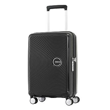 047b8cbca0 Amazon.com | American Tourister Curio Spinner Hardside 20, Black | Carry-Ons
