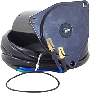 Rareelectrical TILT TRIM MOTOR COMPATIBLE WITH OMC JOHNSON MARINE 391264 393259 393988 8 FOOT 2 WIRE HARNESS