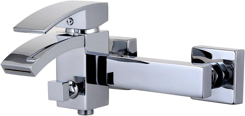 EISL NI023WFCR-E Grifo monomando para llenado de bañera y ducha ...
