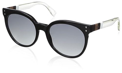 Amazon.com: Fendi 0083/S – Gafas de sol de la mujer, blanco ...