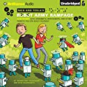 Nick and Tesla's Robot Army Rampage: A Mystery with Hoverbots, Bristlebots, and Other Robots You Can Build Yourself Audiobook by Science Bob Pflugfelder, Steve Hockensmith Narrated by MacLeod Andrews