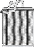 Magneti Marelli BR249 Heater Radiato