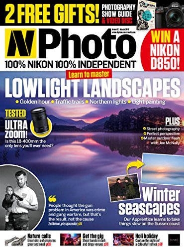 N-Photo: The Nikon Magazine (Links Magazine)