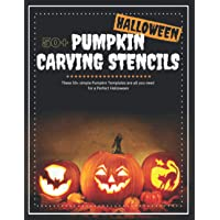 Pumpkin Carving Stencils: These 50 simple Pumpkin Templates are all you need for a Perfect Halloween