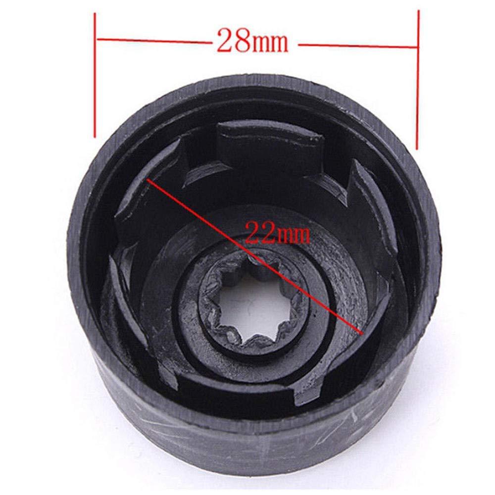 Premium Quality 20pcs 17mm Wheel Nut Bolt Cap Dust Cover+Hook Kit 4pc Locking Bolt Caps+16pc Normal Caps fast-shop