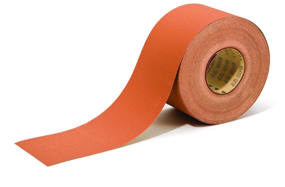 'Rolle in Schleifpapier Gewicht 'B' und Gewicht 'C Korund (12 Varianten, ab 51.09 Euro/CAD) –  Kö rnung 150, Hö he 115 mm, Lä nge 50 Meter (1 Stü ck, 51.09 Euro/CAD) Consiglio Abrasi