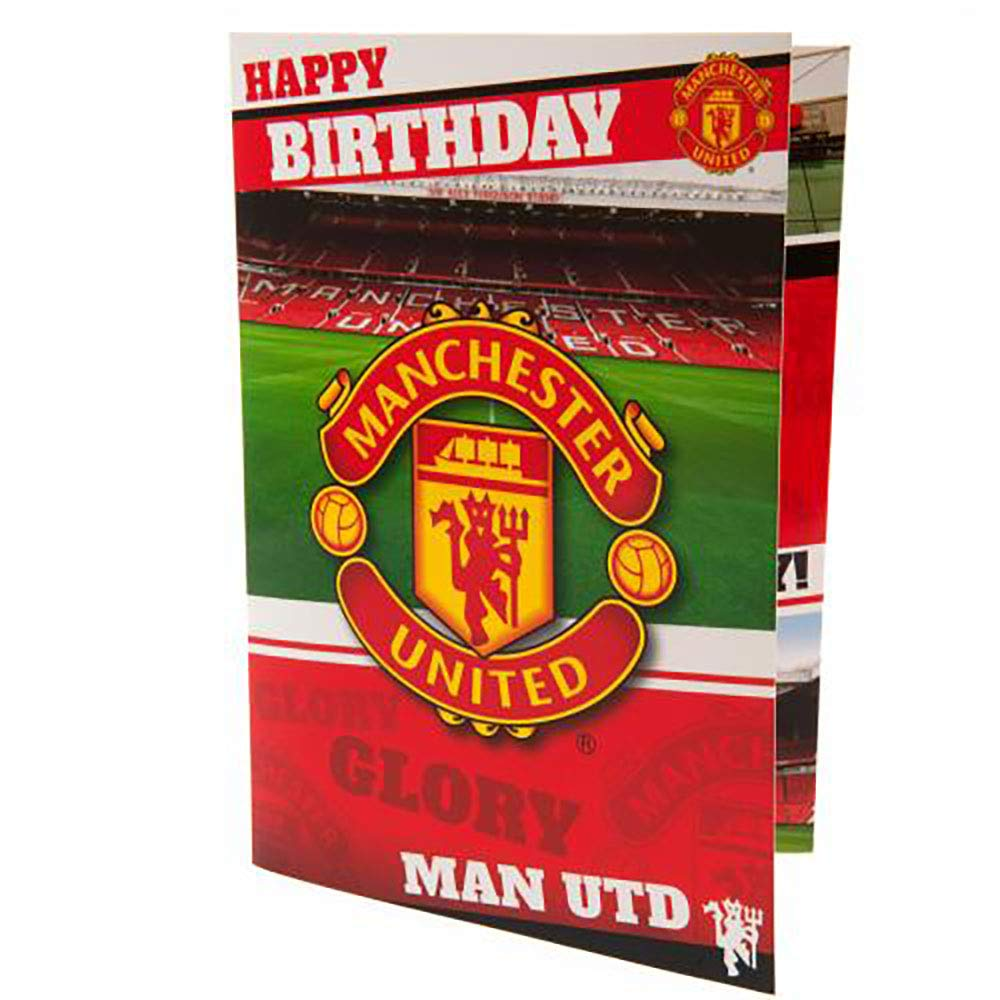 Amazon.com: Manchester United FC Gift Wrap With Tags