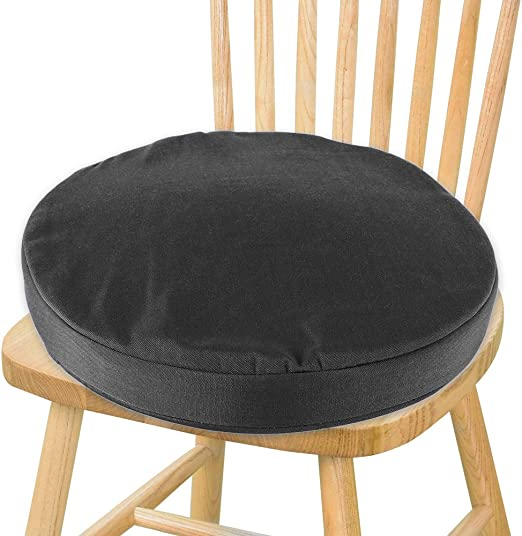 2//4PCS Chair Cushion Seat Pads Dining Room Kitchen Office Soft Patio Thicker Pad