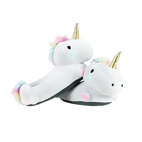 outlet in vendita sito ufficiale bambino Pantofole Unicorno Luminose