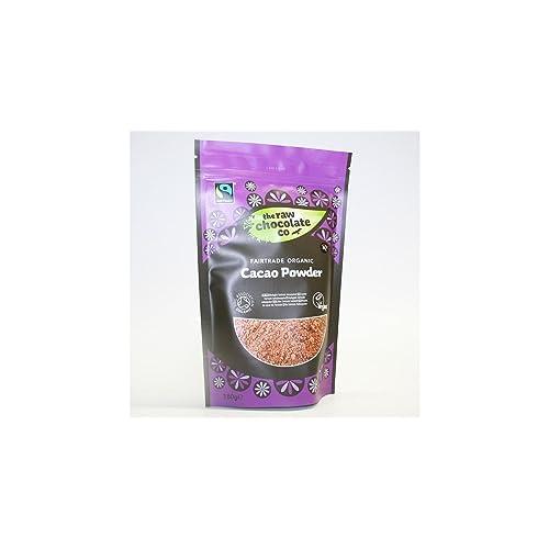 The Raw Chocolate Organic Raw Cacao Powder 180g