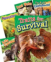 Teacher Created Materials - Science Readers: Content and Literacy: Life Science - 5 Book Set - Grade 3 - Guided Reading Level O - R
